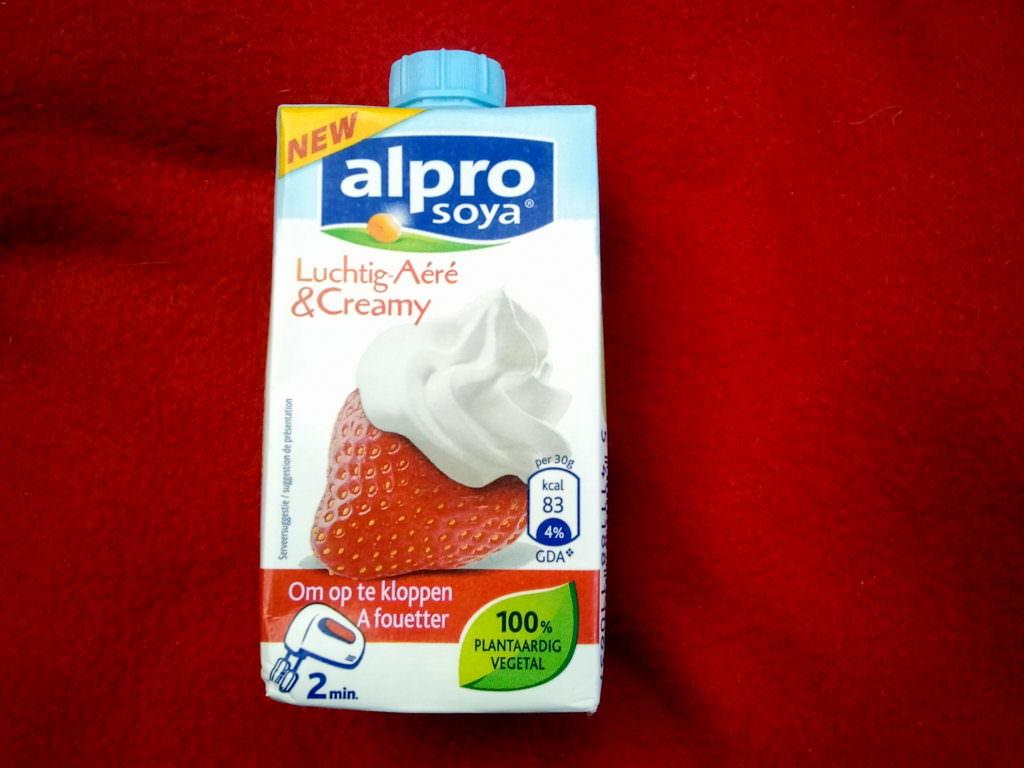Alpro Soja luchtig & creamy