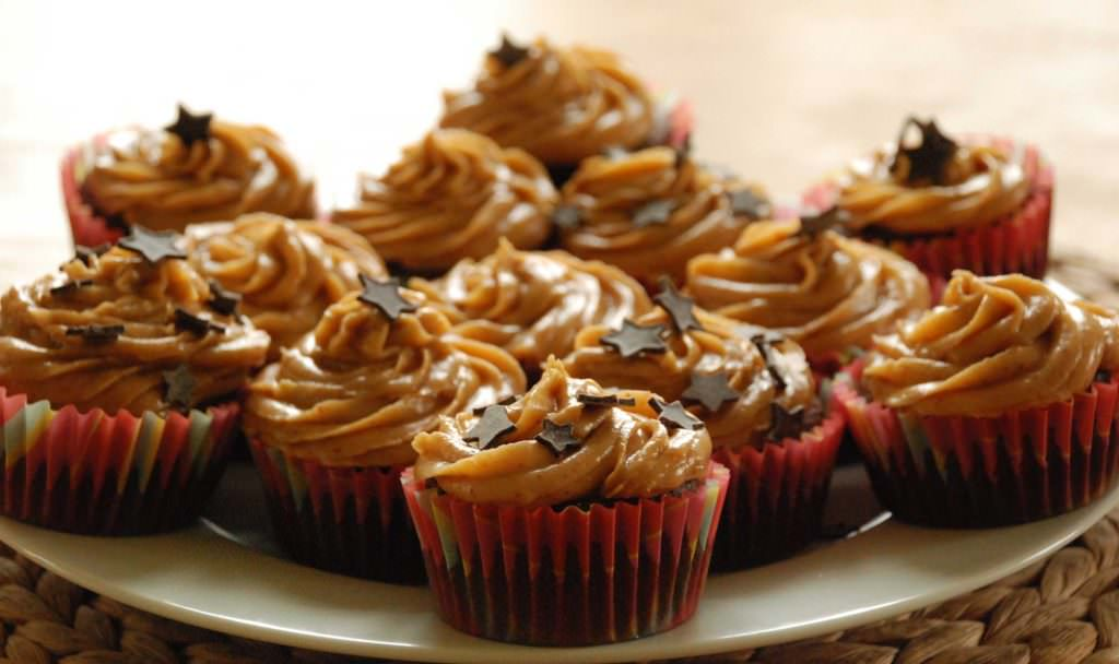 Snickerscupcakes