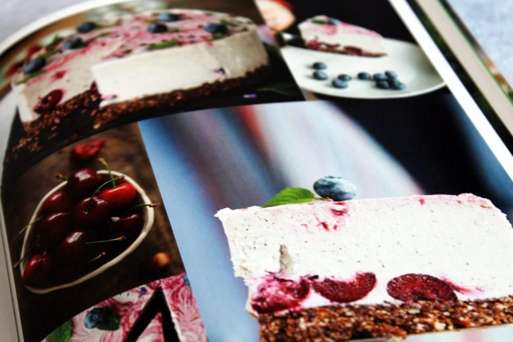 RohVegan Kuchen