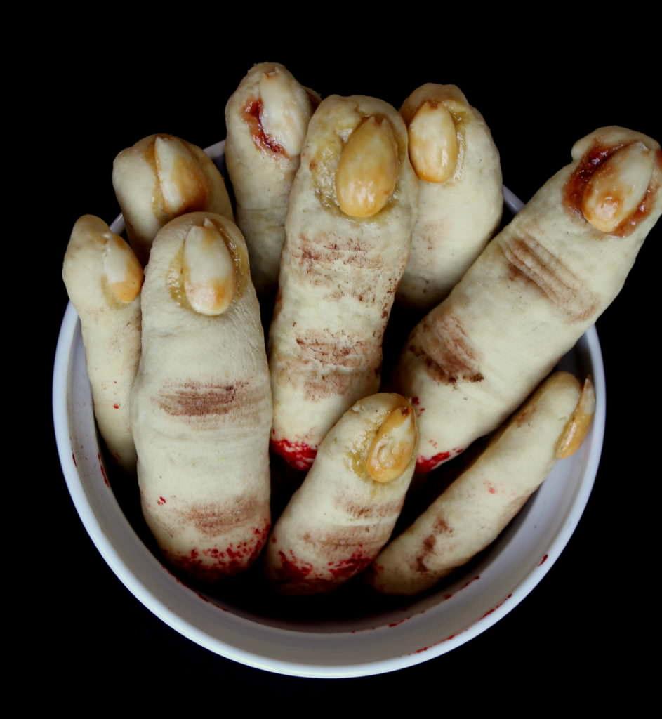 Kekse Finger