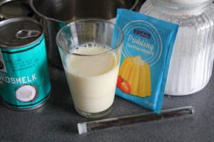 Zutaten Crème Brûlée